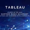 Tableau е лидер сред системите за анализ на данни за осма поредна година